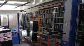 laboratorio di vetreria