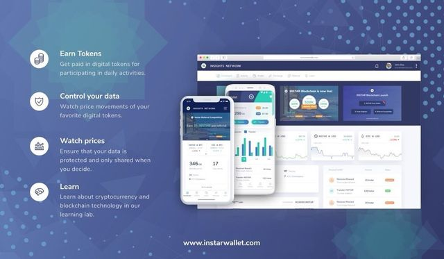 Insights Network - Introducing Instar Wallet: The Best Way