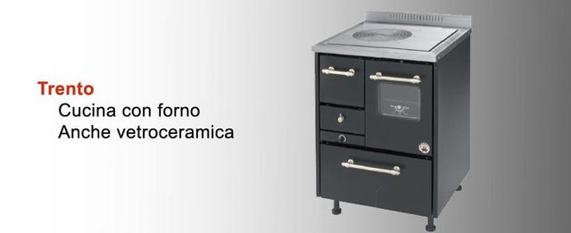 Cucine e stufe a legna - Santa Lucia Di Piave - Treviso, Trento ...