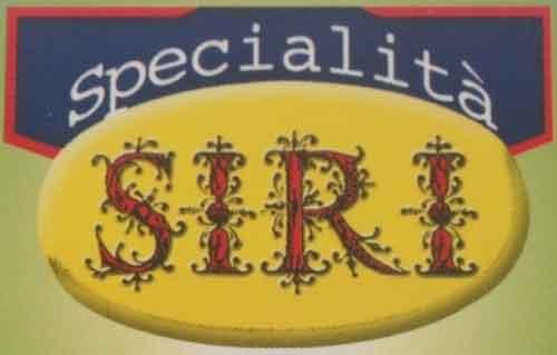 Specialita SIRI logo