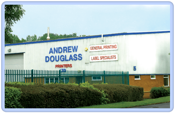 For high quality printing in Consett call Andrew Douglass Printers Ltd