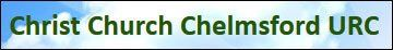 Christ Church Chelmsford URC logo