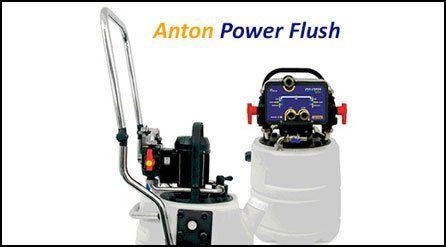 Anton Power flush