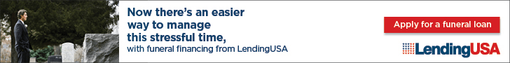 Apply for a Funeral Loan from LendingUSA