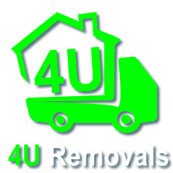 4U Removals - House Removals and Clearance Services, Eastbourne.
