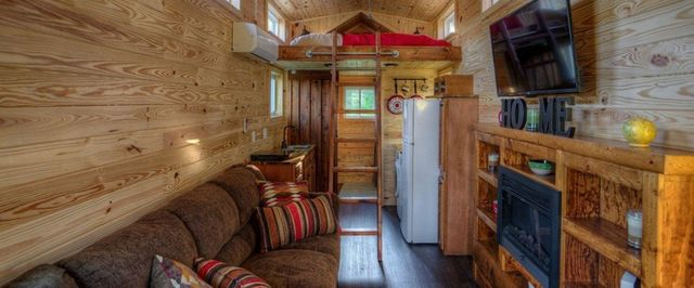Live Freely, Live Boldly in a Simple Tiny Home