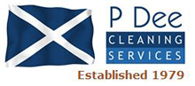 P Dee Cleaning Services logo