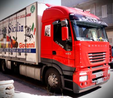 camion Goivanni Sciascia