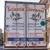 Sciascia Giovanni - trasporti e traslochi