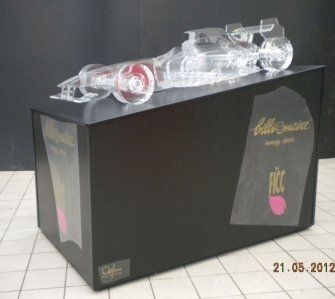 prototipi in plexiglass funzionanti