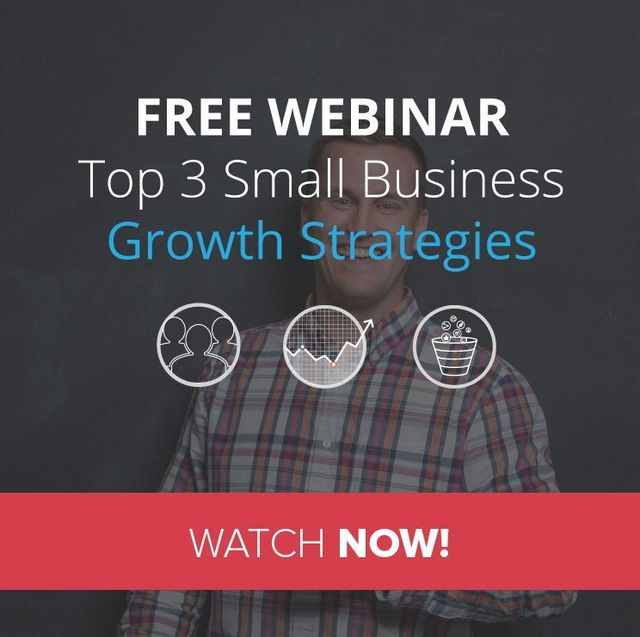 Small Business Growth Webinar