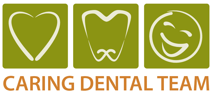 The Caring Dental Team Logo