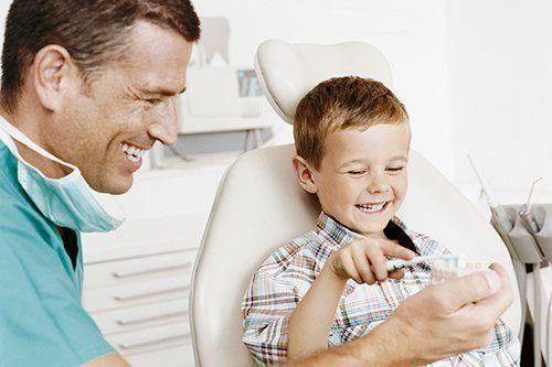 dentist mouth teeth boy