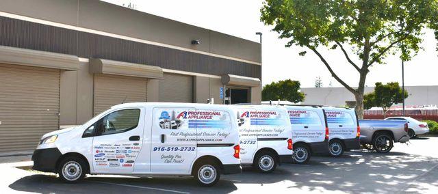 Appliance Repair Services In Sacramento Ca
