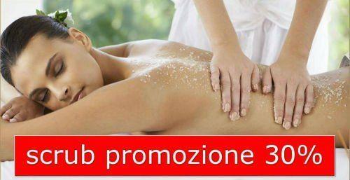 Esclusivo massaggio rilassante