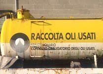 ritiro oli usati