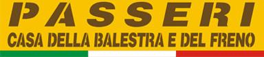 PASSERI CASA DELLA BALESTRA E DEL FRENO - LOGO