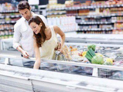 Distribuzione surgelati supermercati provincia Arezzo