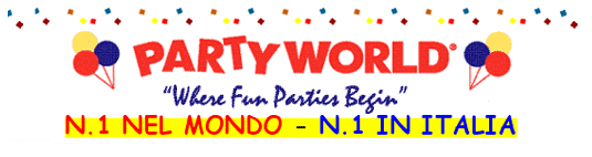 party world logo