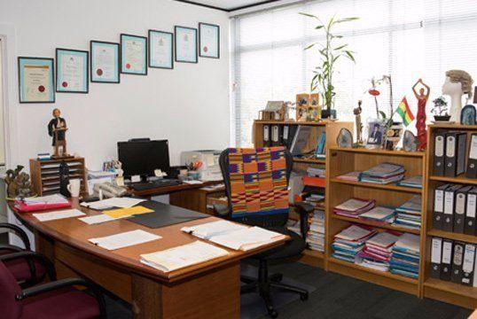 litigation office