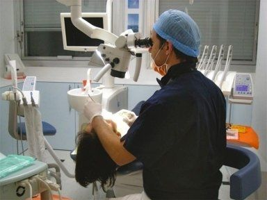 andodonzia, ritrattamento canalare, microscopia, chirurgia