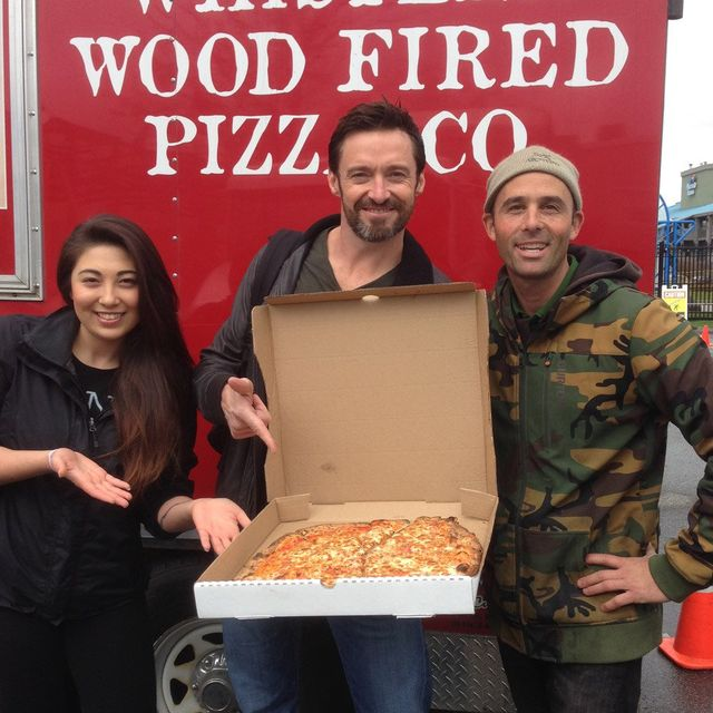 Whistler Wood Fired Pizza Co truck