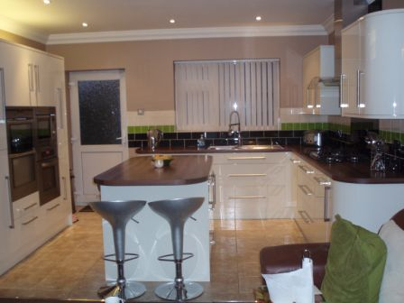 New builds - Southport - Cook Construction and Maintenance Ltd - Kitchen