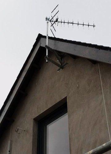 aerial for repair