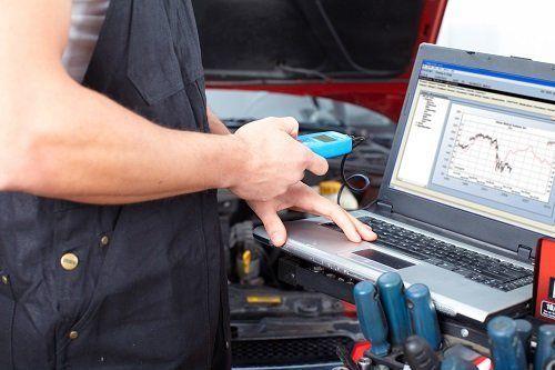 Inserimento dei dati dell'auto e la verifica