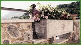 opere ornamentali pietra