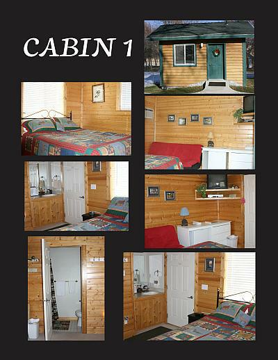 Rent a cabin in Idaho at Downata Hot Springs