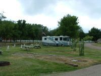 Campground RV Park in Idaho