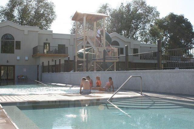 New Hot Pools at Downata!