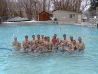 Pool Party Retreat