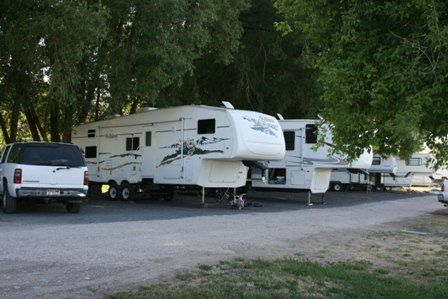 RV Camping at Downata Hot Springs
