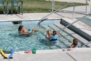 Swim Lessons for small children