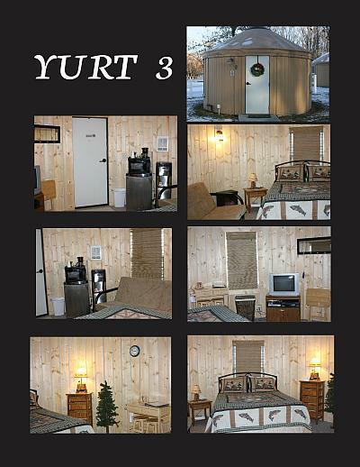 Rent a furnished yurt in Idaho