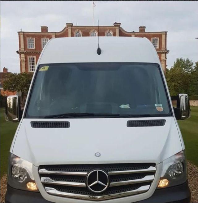 8 / 12 / 16 seater minibus Crown Travel Minibuses Milton Keynes