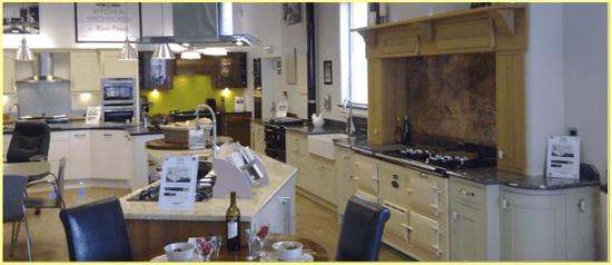 Kitchen installation in Glasgow
