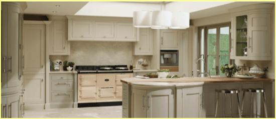 Range of kitchens designed