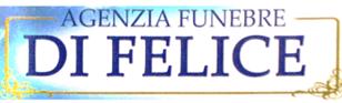 agenzia  FUNEBRE DI FELICE - LOGO