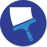 window squeegee icon