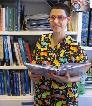 Elisa Anzolin medico veterinario