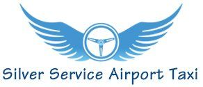 Silver Service Airport Taxi logo