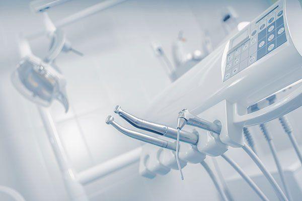 macchinario del dentista