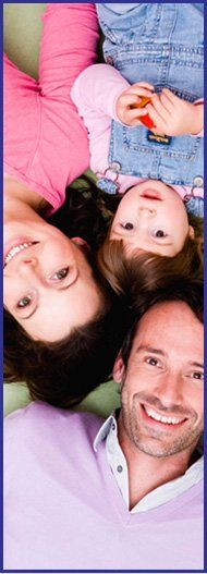 Upholstery stain removal - Swineshead, Huntingdon - Ashcroft Carpet & Upholstery Cleaners - family on carpet