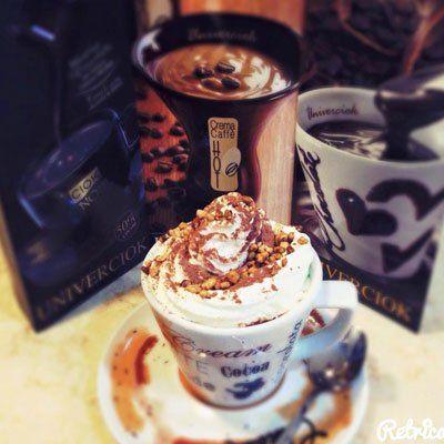 Cioccolata calda al Fuorinorma Cafe' - Bar Pizzeria a Provaglio D'Iseo