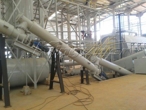 The Key Benefits Of Possessing A Tyre Pyrolysis Plant Project Report