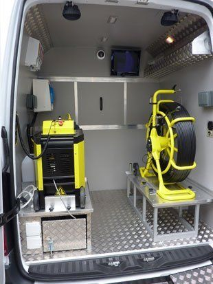 CCTV Vehicle