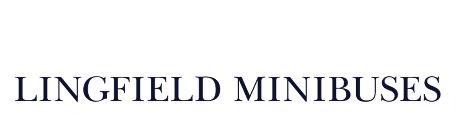 LINGFIELD MINIBUSES logo